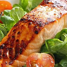 Artisan Green Salmon
