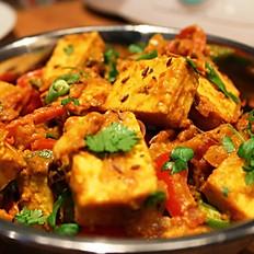 Coconut curry Tofu