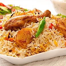 Boneless Chicken Biriyani