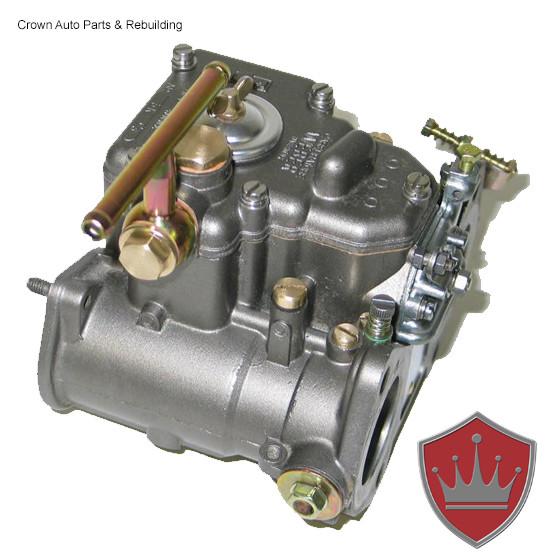 Exotic Car Carburetor rebuilding Weber Carb - Crown Auto Parts and Rebuilding St Louis Missouri