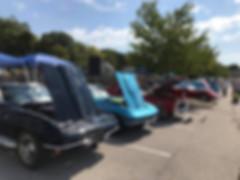 Crown Auto Parts, Car Show