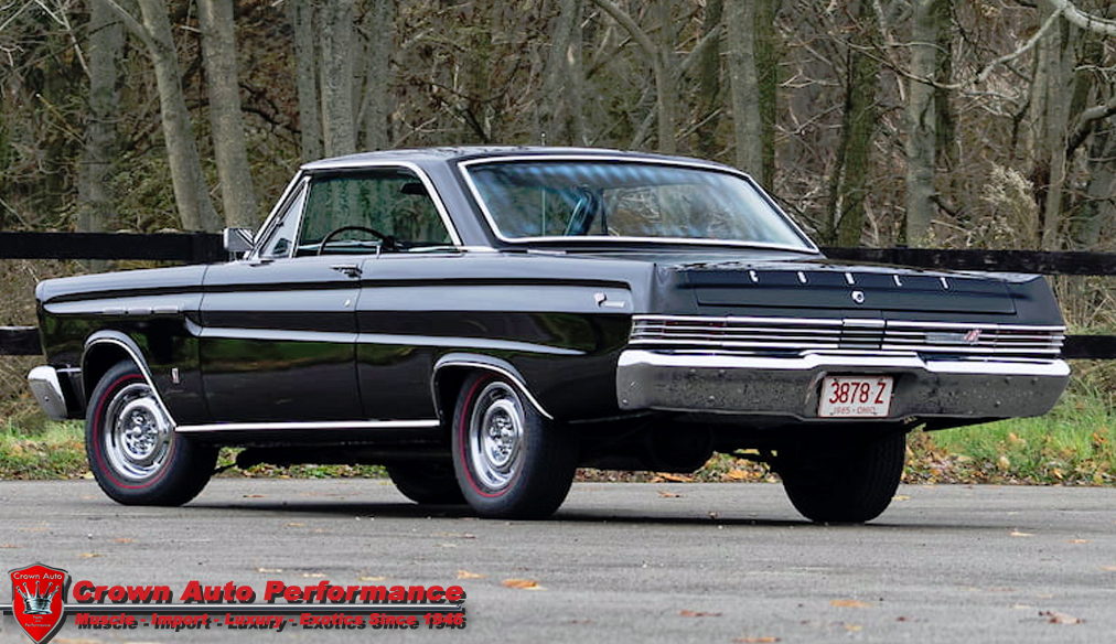 The 1965 Mercury Comet Cyclone