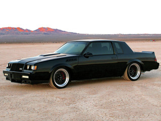 History of the Buick Grand National