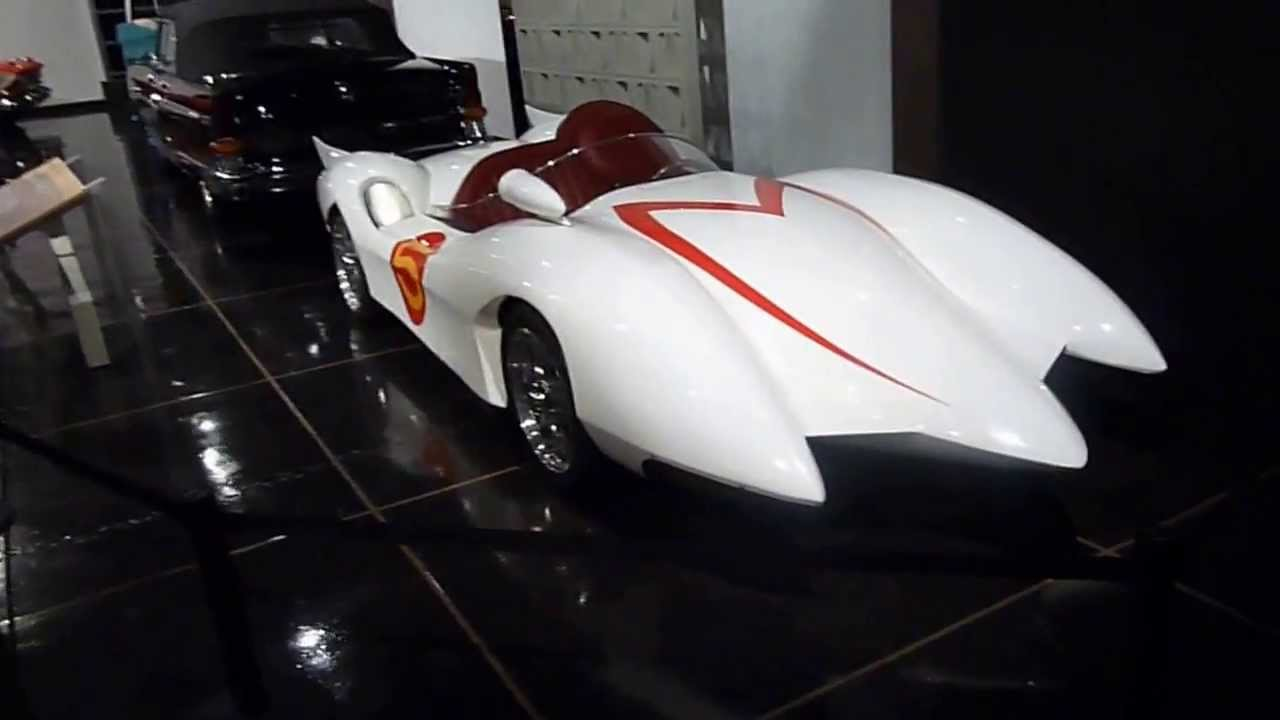 Crown Auto Parts Speed Racer Mach 5 ac