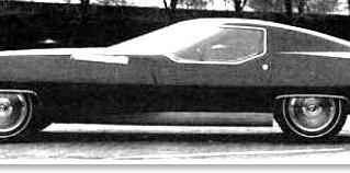 Cadillac's first front-wheel drive production car - The Eldorado