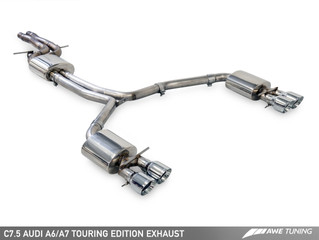 Presenting a Bespoke Performance Exhaust for the S7: