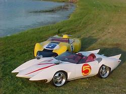 Crown Auto Parts Speed Racer Mach 5 acw