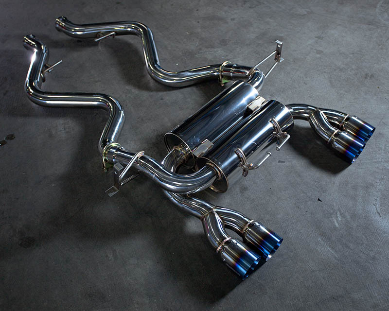 Agency Power Exhaust System E92 BMW M3 08 Crown Auto Performance
