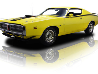 1971 Dodge Charger Hemi - End of the Era