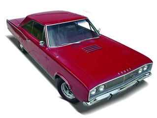 The 1967 Dodge Coronet R/T