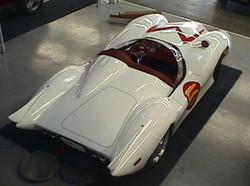 Crown Auto Parts Speed Racer Mach 5 acr