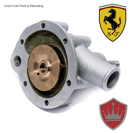 Exotic Car Water Pump rebuilding European - Crown Auto Parts and Rebuilding St Louis Missouri