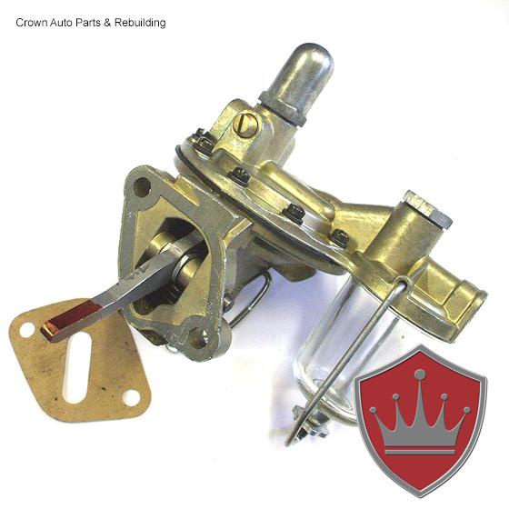 Fuel Pump Rebuild single action mechanical pump - Crown Auto Parts and Rebuilding St Louis Missouri