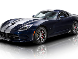 Snake Bite! The Dodge Viper Story