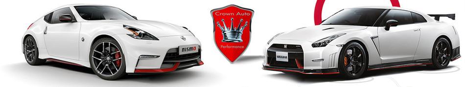 Import Tuning - (Acura, Honda, Nissan, Infiniti, Mazda, Mistubishi, Kia, Hyundai, Toyota) - Crown Auto Performance