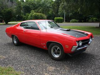 The 1970 Ford Torino Cobra 429 SCJ
