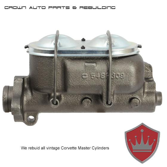 Corvette Vintage water pump Rebuilding - Crown Auto Parts and Rebuilding St Louis Missouri