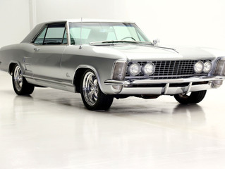 The 1963 Buick Riviera
