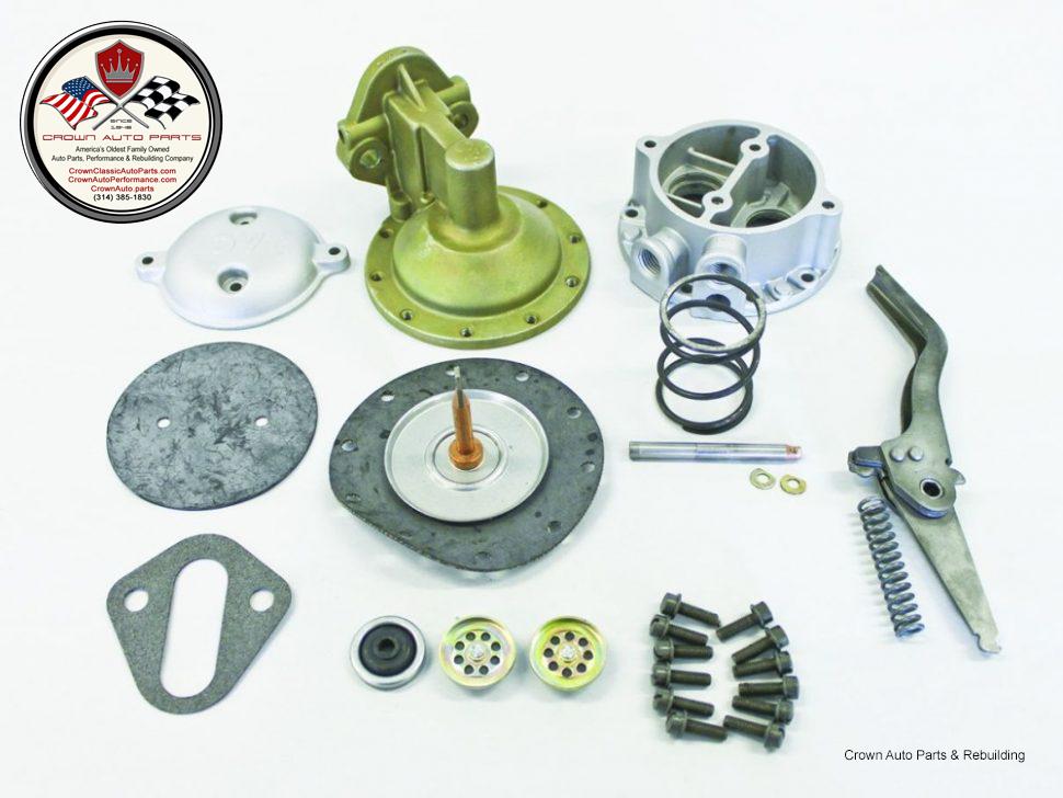 Fuel Pump Rebuilding Service - Crown Auto Parts and Rebuilding St Louis Missouri
