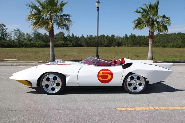 Crown Auto Parts Speed Racer Mach 5 a