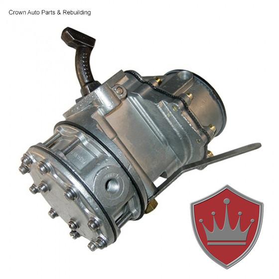 Crown Auto Parts and Rebuilding - Mechanical Fuel Pump Rebuilders