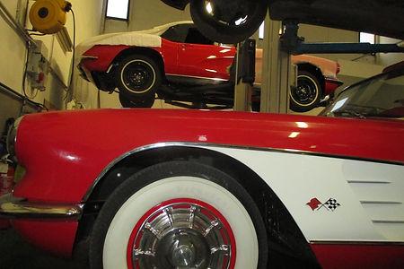 Crown Auto Parts, Corvette Parts