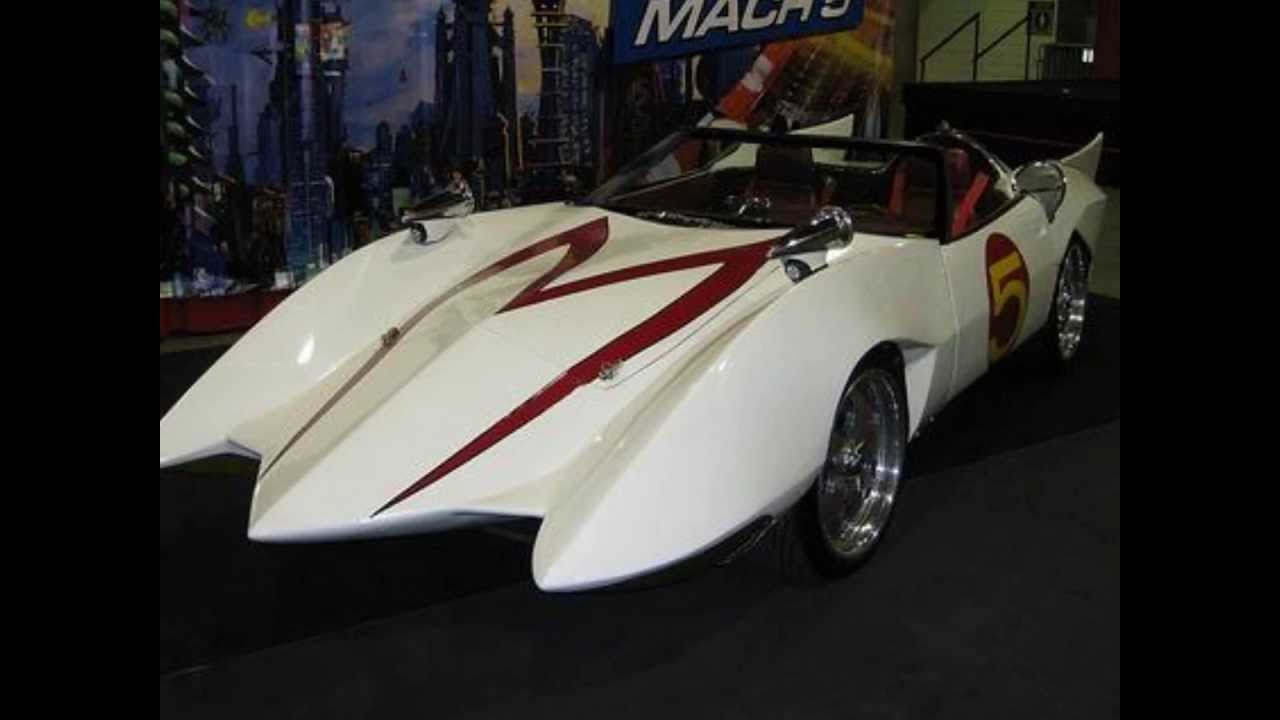 Crown Auto Parts Speed Racer Mach 5 ad