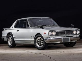 Nissan Skyline Hakosuka GT-R