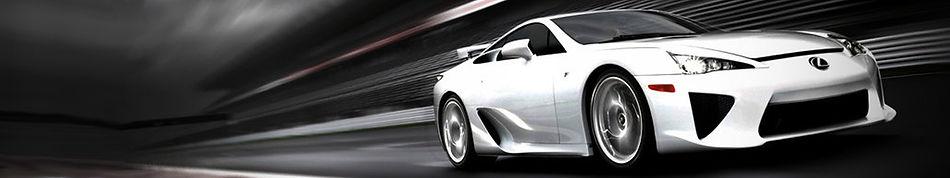 Lexus Performance Parts and Accessories - Crown Aut Performance