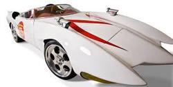 Crown Auto Parts Speed Racer Mach 5 acf
