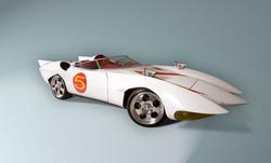 Crown Auto Parts Speed Racer Mach 5 ah