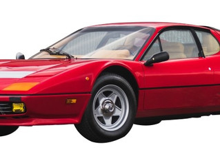 The Ferrari 512 BB: