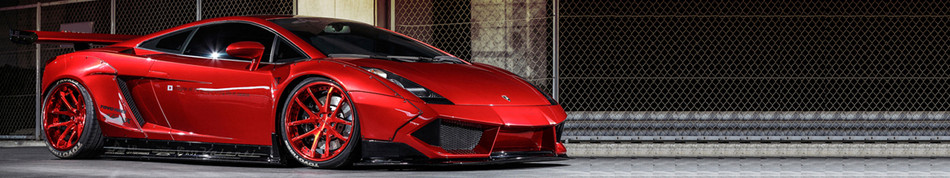 Exotic Car Performance Parts and Accessories (Ferrari, Lamborghini, Maserati, Alpha Romeo) - Crown Auto Performance