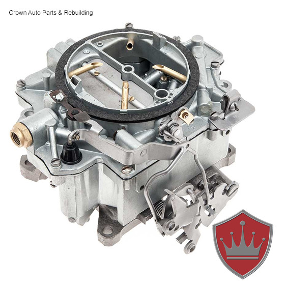 GM Rochester Carburetor Rebuilding - Crown Auto Parts and Rebuilding St Louis Missouri