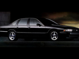 Back In Black: The 1994-1996 Impala SS