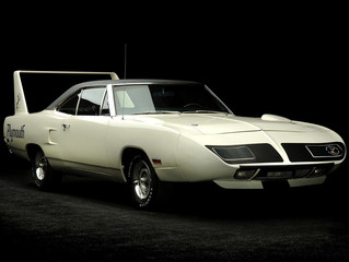 The 1970 Plymouth Superbird