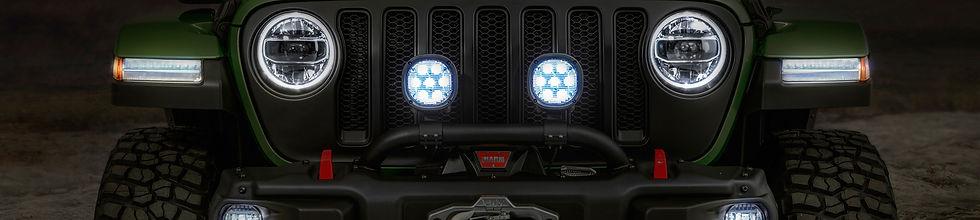 Jeep Lighting Performance  - Crown Auto