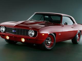 The 1969 Camaro - The Best of Gen 1