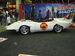 Crown Auto Parts Speed Racer Mach 5 ag