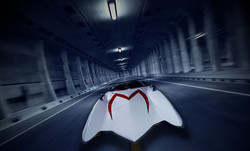 Crown Auto Parts Speed Racer Mach 5 ae