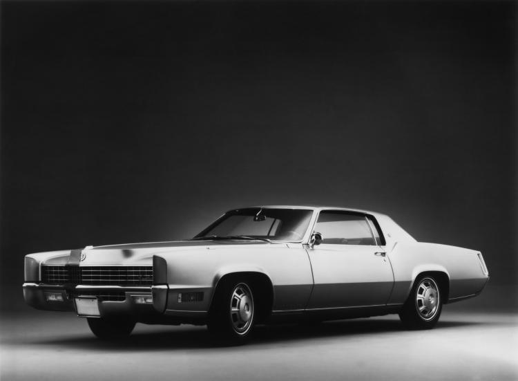 Cadillac S First Front Wheel Drive Production Car The Eldorado