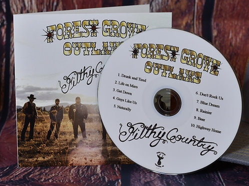 FGO Filthy Country - CD