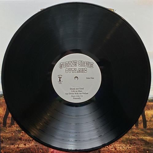Filthy Country Vinyl LP (Black)
