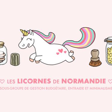 Les licornes de normandie