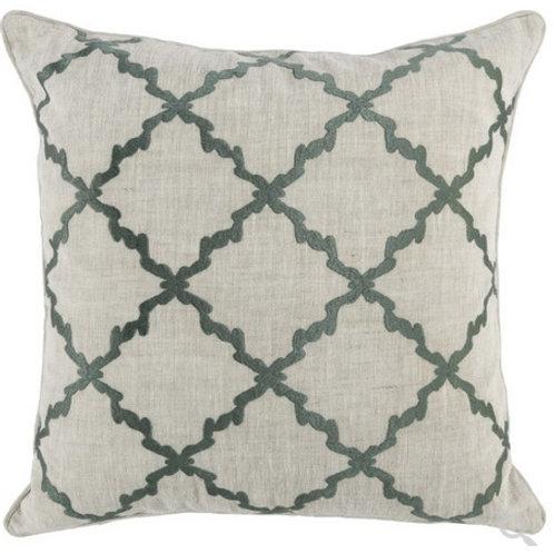 Everglade Trellis Pillow