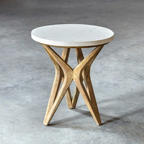 Wendy Round End Table