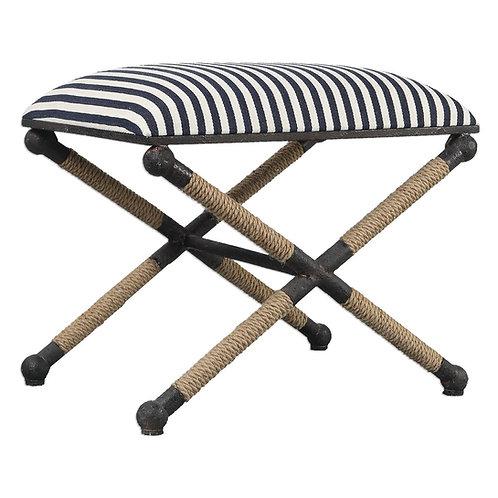 Sanibel Stripe Bench