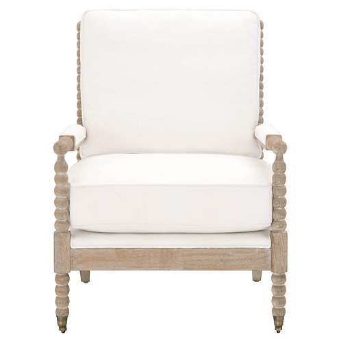 Rose Spindle Chair