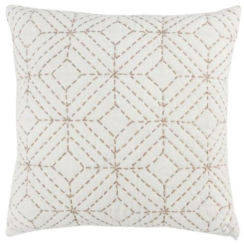 Carmel Natural Pillow