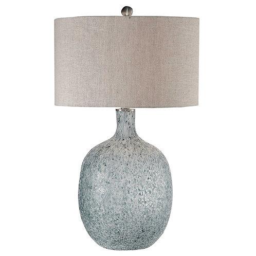 Seaglass Lamp